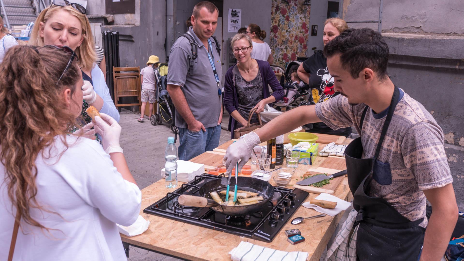 mini warztaty szczesliwi-ludzie-warsztaty-kulinarne
