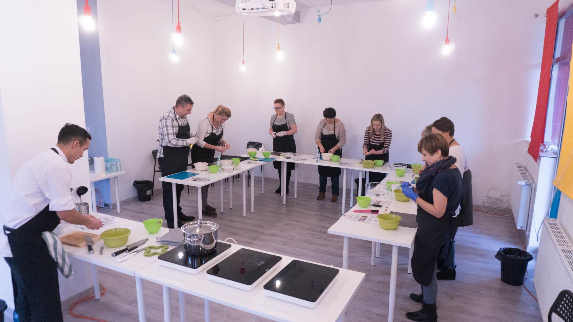 Warsztaty kulinarne dla doroslych